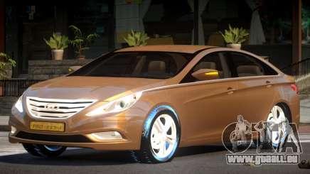Hyundai Sonata MN für GTA 4