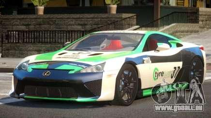 Lexus LFA Nurburgring Edition PJ1 für GTA 4