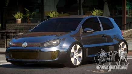 Volkswagen Golf S-Tuning für GTA 4