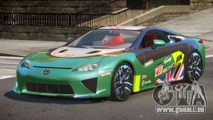 Lexus LFA Nurburgring Edition PJ3 für GTA 4