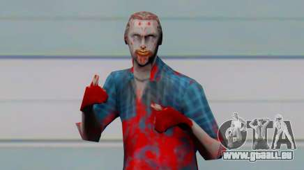 Zombie swmyhp1 pour GTA San Andreas