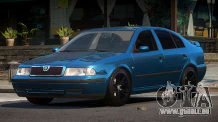 1999 Skoda Octavia pour GTA 4