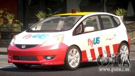 Honda Fit Fly Us pour GTA 4