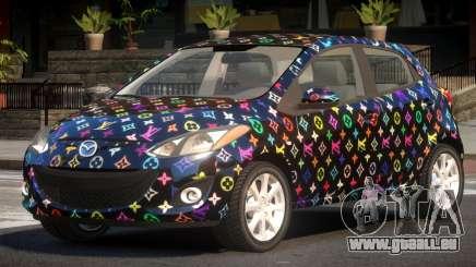 Mazda 2 RS PJ4 pour GTA 4