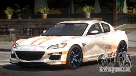 Mazda RX8 L-Tuned PJ1 für GTA 4