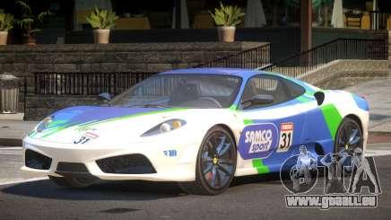 Ferrari F430 BS PJ3 für GTA 4