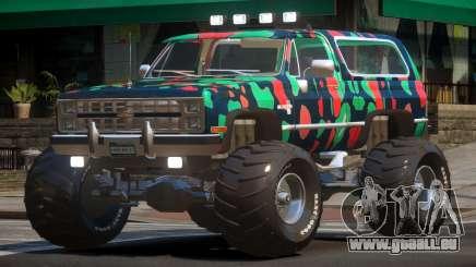 Chevrolet Blazer Custom PJ5 pour GTA 4