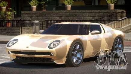 Lamborghini Miura SC PJ2 für GTA 4