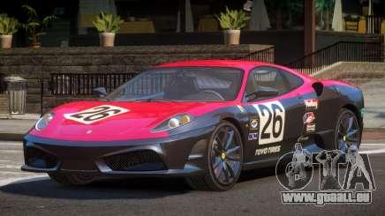 Ferrari F430 BS PJ1 für GTA 4