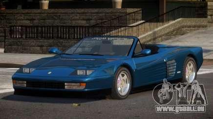 1987 Ferrari Testarossa pour GTA 4