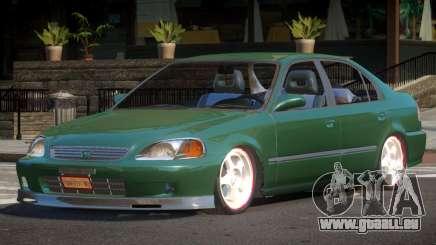 Honda Civic LRS pour GTA 4