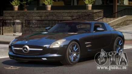 Mercedes Benz SLS AMG GS für GTA 4