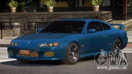 Nissan Silvia S15 V1.0 für GTA 4