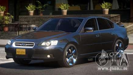 Subaru Legacy V1.2 pour GTA 4