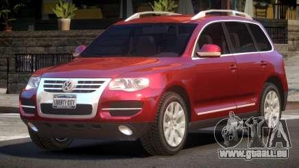 Volkswagen Touareg TR für GTA 4
