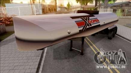 HQ Petrol Trailer pour GTA San Andreas