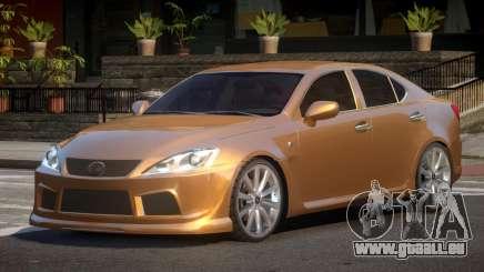 Lexus IS-F V1.1 für GTA 4