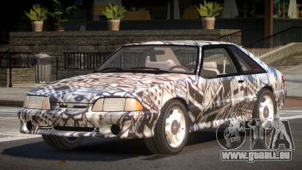 1994 Ford Mustang SVT PJ1 pour GTA 4