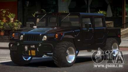 Hummer H1 TR für GTA 4