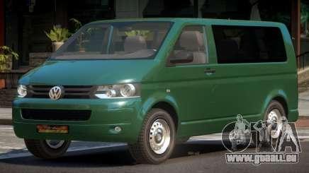 Volkswagen Transporter T5 MS für GTA 4