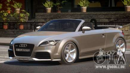 Audi TT RFSI V1.2 pour GTA 4
