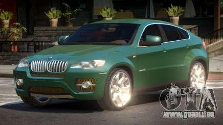 BMW X6 RSG pour GTA 4