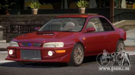 Subaru Impreza PSI pour GTA 4
