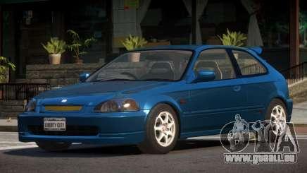 Honda Civic GST pour GTA 4
