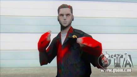 Zombie lapd1 pour GTA San Andreas