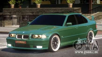 BMW 320i BS pour GTA 4