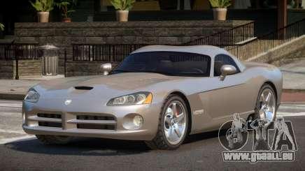 Dodge Viper ZT pour GTA 4