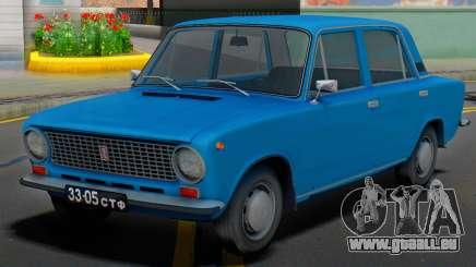 VAZ-21011-URSS Chambres pour GTA San Andreas