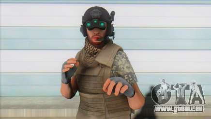 GTA Online Special Forces v3 pour GTA San Andreas