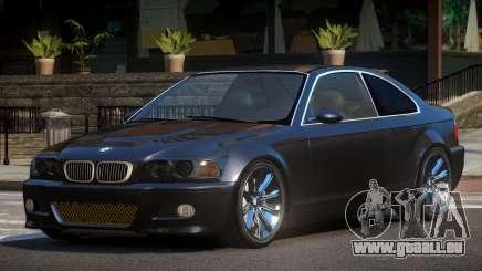 BMW M3 E46 Qz für GTA 4
