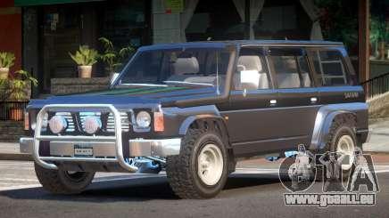 Nissan Safari TR für GTA 4
