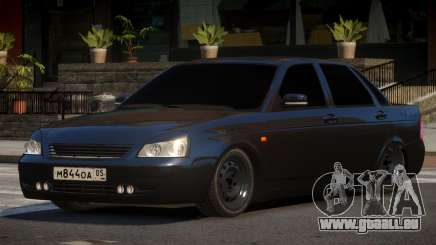 Lada Priora 2170 SN pour GTA 4