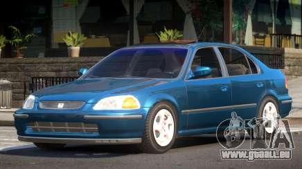 Honda Civic SN pour GTA 4