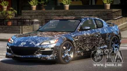 Mazda RX8 L-Tuned PJ6 für GTA 4