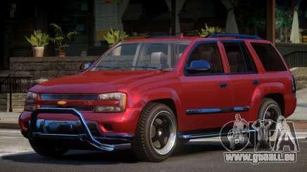 Chevrolet TrailBlazer ST pour GTA 4