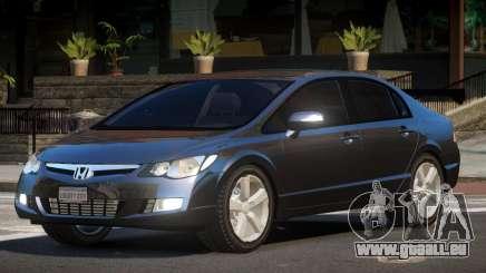 Honda Civic MN pour GTA 4