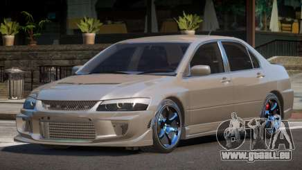 Mitsubishi Lancer SL pour GTA 4
