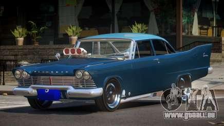 Plymouth Savoy R-Tuning für GTA 4