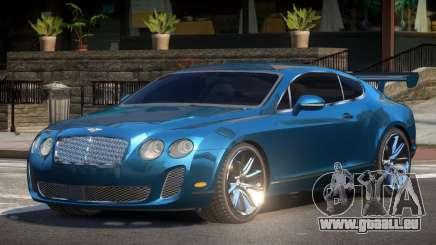 Bentley Continental GST für GTA 4