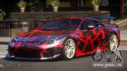 Lexus LFA RT PJ5 pour GTA 4