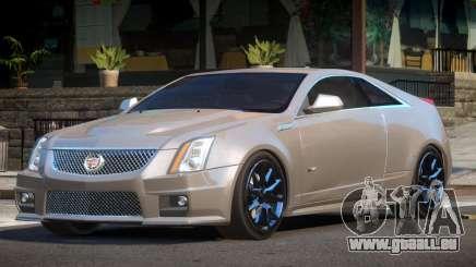 Cadillac CTS-V ES V1.1 für GTA 4