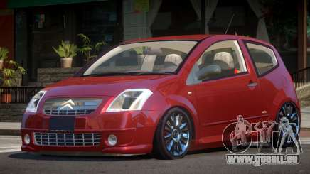 Citroen C2 RS für GTA 4