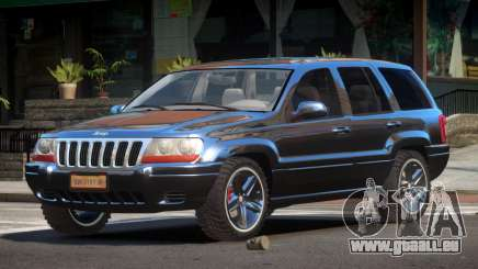 Jeep Grand Cheroke SP pour GTA 4