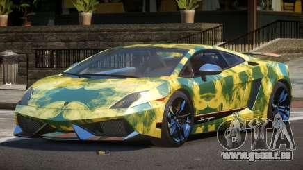 Lamborghini Gallardo GST PJ6 pour GTA 4