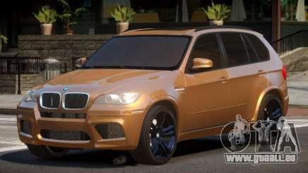 BMW X5M NR pour GTA 4