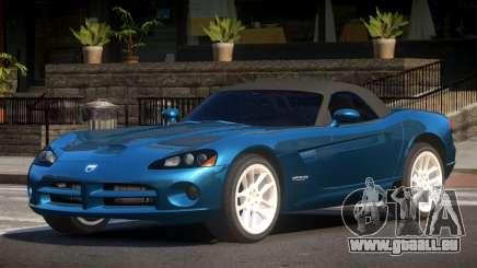 Dodge Viper DL pour GTA 4